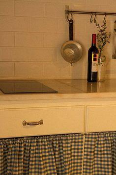 Cozinha da Casa na Aldeia em Albernôa, Alentejo - Portugal.