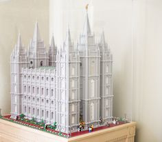 27 Brilliant & Fun Mormon Lego Creations on LDSLiving.com