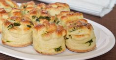 Sós Nail Desing i nail designs Scones, Baked Potato, Quiche, Food And Drink, Bread, Baking, Vegetables, Breakfast, Cake