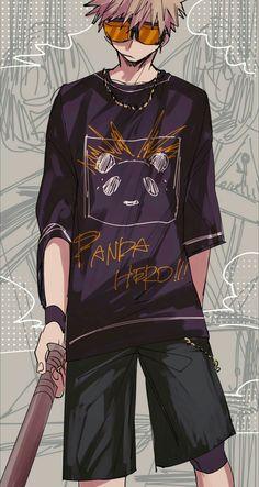 Boku no Hero Academia || Katsuki Bakugou, #mha