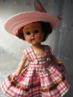"""~ Cute Hard Plastic """"Ginny"""" Doll ~"""