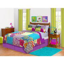 Walmart: Formula Botanical Garden Bed-in-a-Bag Bedding Set $60