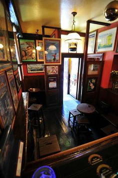 Tigh Neachtains, Galway! Great Pub with great Guinness, sure what more could you ask for?