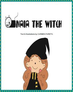 Discover the funny adventures of this Little Witch. Give me a like! ^^ #kindle #amazon #kids #ebook #children #book https://www.facebook.com/naiathewitch $3.68