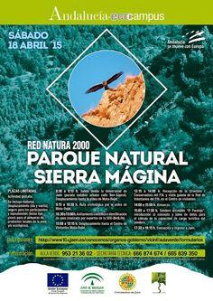 Visita #ParqueNatural Sierra Mágina