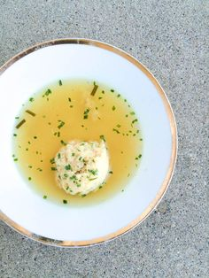 Matzo Ball Soup Recipe