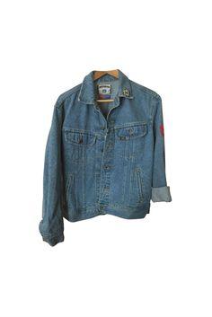 Jacket Denim | Opening Ceremony | Preloved Fashion ♥ Catchys