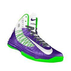 nike Girls Basketball Shoes | Nike Hyperdunk iD Girls' Basketball Shoe | Sneakerhead
