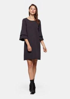 Costesfashion - Ruffle Sweat Dress=