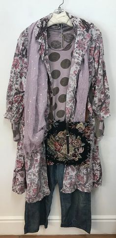 This photo hosted by SmugMug; your photos look better here. Layered Look, Photo Look, Kimono Top, Boho, Fabric, Weird, Photos, Clothes, Black