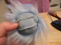 fabric wig tutorial