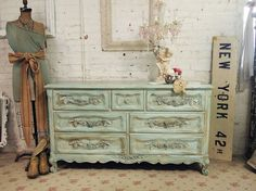 116 Best Shabby Chic Dressers Images Painted Furniture