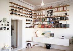 瑞典收藏家的公寓 - DECOmyplace