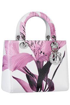 Frame serigrafiado de Lady Dior