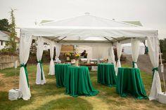 Grand Event Rentals at the Snohomish Wedding Tour 2015 www.grandeventrentalswa.com