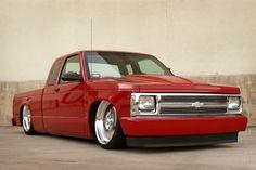 S10 Truck, Bronco Truck, Chevy Trucks, Chevy S10, Chevy Chevrolet, Mini Trucks, Cool Trucks, Lowriders Cars, S10 Pickup