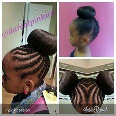Kids hair style