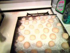 Moroccan Cinnamon Cookies (Mantecados)