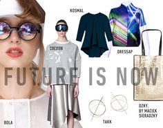 Look around, FUTURE IS NOW! www.hushwarsaw.com  #hushwarsaw #hushwrsw #special #brands #polish #fashion #trade #fair #future #now #trend #bola #takk #jewelry #cocoon #dressap #kosmal #dzky
