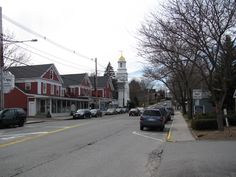 Rte. 111 in West Acton, MA
