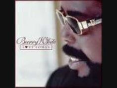 Barry White Can't Get Enough Of Your Love Baby