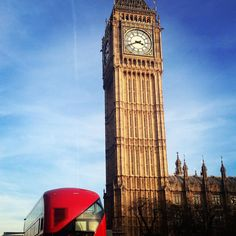This is London #clichédelondres #touristedansmaville #bigben by spromon