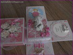 Mój świat kolorów...: Exploding box dla Zuzi... Exploding Boxes, Gift Wrapping, Gifts, Art, Paper Wrapping, Presents, Art Background, Wrapping Gifts, Kunst