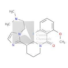 [3-[1-(2-dimethylaminoethyl)imidazol-2-yl]piperidin-1-yl]-(2-fluoro-6-methoxyphenyl)methanone is now  available at ACC Corporation