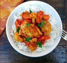 Gojee - Curry Chicken Stew by Taste Food