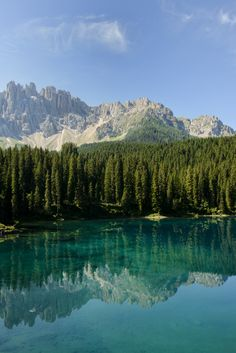 Lake Carezza | Italy by Son of Groucho