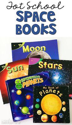 Tot School: Space - Mrs. Plemons' Kindergarten