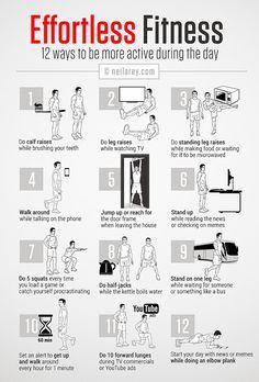 Effortless fitness