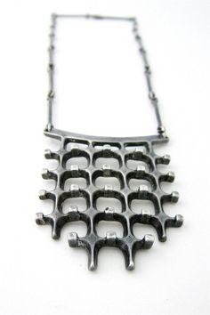 Uni David-Andersen Troll series necklace