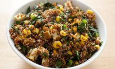 receitas caseiras para perder barriga - Salada de purificação de quinoa com tofu, uma delicia! Veja a receita passo a passo no site: http://emagrecerrapidogarantido.com.br/receitas-caseiras-para-perder-barriga/