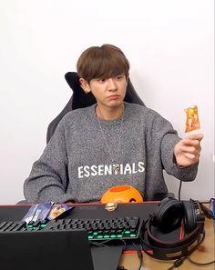 Park Chanyeol Exo, Baby Kids, Graphic Sweatshirt, Kpop, Sweatshirts, Boys, Photos, Instagram, Fashion