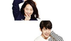Go here for Shin Min Ah and Kim Woo Bin's BTS promo shots for their Giordano spring ads.       Sources  |  GIORDANO  |  GIORDANO on FB