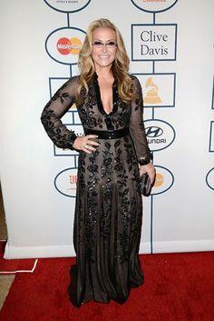 Anastasia in Blumarine- Grammy Awards - Los Angeles , 26th January 2014