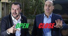 """Italia: chi la vuole """"aperta"""" e chi la vuole """"chiusa""""!"""