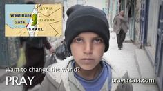 Pray for the Gaza Strip and West Bank with this short video: http://www.prayercast.com/gaza-strip-and-west-bank.html• Pray for the Prince of Peace to bring about meaningful reconciliation between Jewish and Arab leaders.   • Pray for Christian leaders to boldly live out the gospel in spite of attack and betrayal .   • Pray for demonstrations of love and concern for Palestinian exiles.