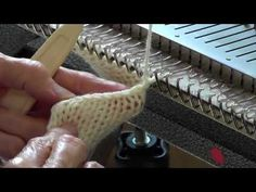 (277) Three Cast Offs All Look Hand Knit! by Diana Sullivan - YouTube