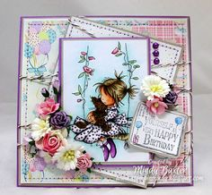 LOTV's Ideas to Inspire: Blog hop cards, and our February winner …