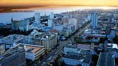 Mozambique - city