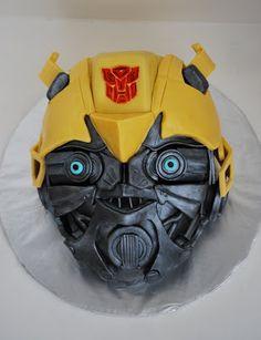 Bumblebee Transformer cake День Рождения В Стиле Трансформеров, Темы Для Детского Дня Рождения, Пчелиные Торты, Идеи Для Торта, Ремесло, Вечеринка На День Рождения В Стиле Трансформеров, Eten