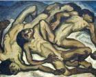 The Dead Children  - Oswaldo Guayasamin