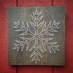 Looks like Maine will be getting a little more snow tonight ❄️❄️❄️❄️❄️❄️ #snow #snowflake #snowflakes #snowman #snowday #snowboard #snowmobile #snowfall #maine #newengland #winter #ski #skiing #skier #winterfun #winterwonderland #wood #woodensign #stringart #strings #art #homedecor #etsy