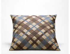 For my bedroom! Brown And Blue Decorative Pillows Picture – Cheap Decorative Pillows Online