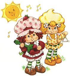 Gallery For > Lemon Meringue From Strawberry Shortcake