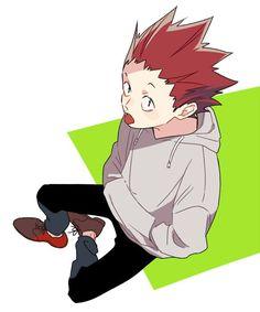 みのる(@minoru_HQ)さん | Twitter Haikyuu Anime, Tsukiyama, Karasuno, Heart Eyes, Beautiful Boys, Volleyball, Shark, Character Design, Cute Boys