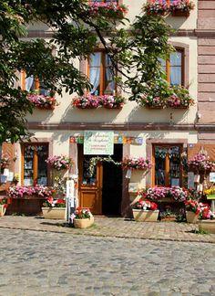 Shop in Bergheim, Alsace