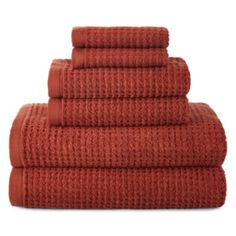 jcp | JCPenney Home™ Quick-Dri™ Solid Bath Towels